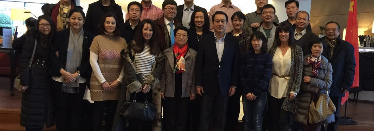16 Visita Delegació Ambaixador i Cambra Comerç i Inversions Xina a Espanya-Andorra